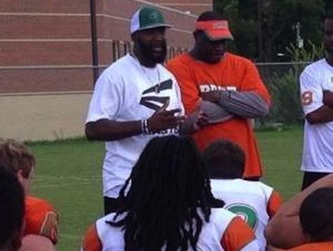 Florida A&M Football Team Makes Trayvon's Father Honorary Captain