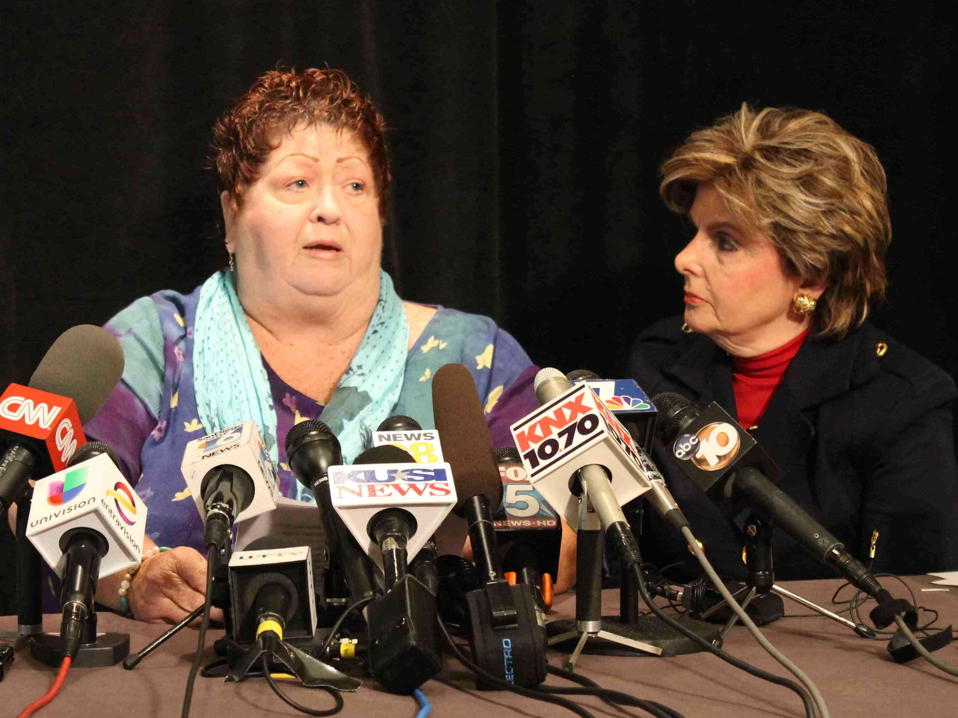 Allred, with New Accuser: 'We Have Not Heard from President Obama' on Filner