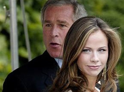 Bush Daughter: Hillary 'Unbelievably Accomplished,' Should Run for President