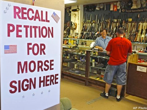 Obama's OFA Operatives Allegedly in Colorado Prior to Gun Control Recall Vote