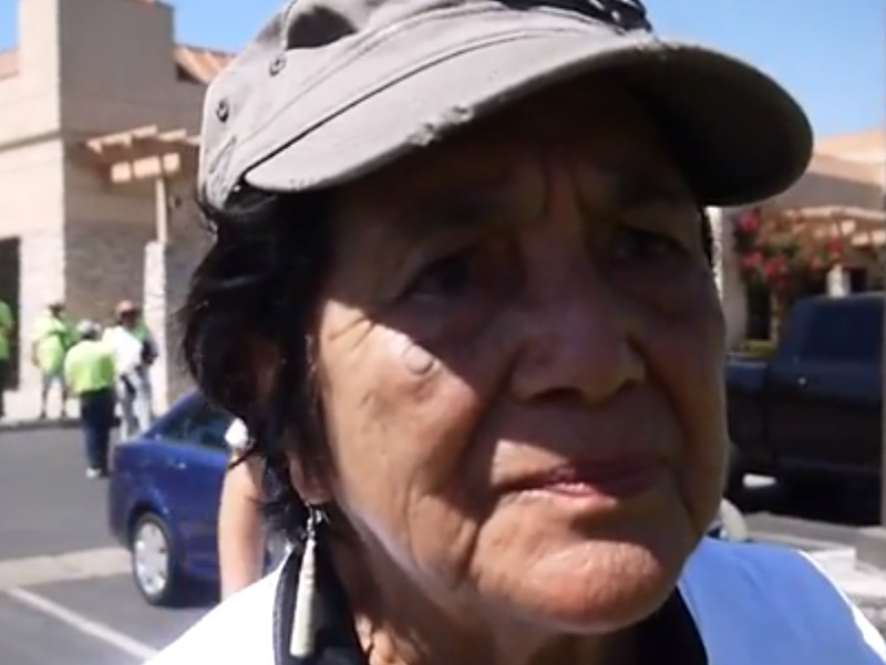 VIDEO: Labor Leader Huerta Once Called Illegal Immigrants 'Wetbacks', Now Opposes Deportations