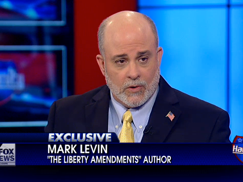 Mark Levin: Firewalls to the Constitution Have Been Breached