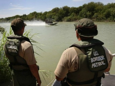 Floating Corpse Greets Congressional Delegation at Mexican Border
