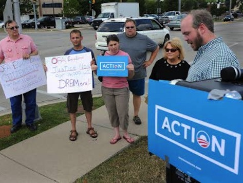 OFA Rallies to Thank Ryan, Others for Immigration Reform Support