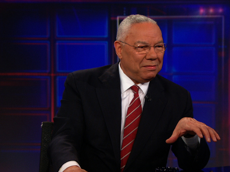 Colin Powell: 'There Is No Voter Fraud'