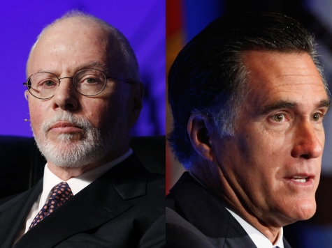 Romney's Top Donor Teams with Soros Front Group on Immigration Reform