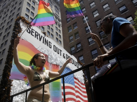 Texas National Guard Refuses to Process Same-Sex Couples Benefits