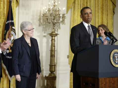 EPA Official Charged with Stealing $886,186