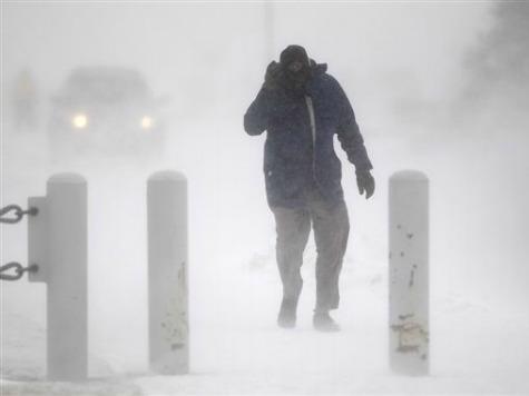 Farmer's Almanac Predicts 'Bitterly Cold' Winter