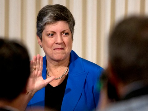 Napolitano's DHS Farewell: Congress Must Pass Amnesty