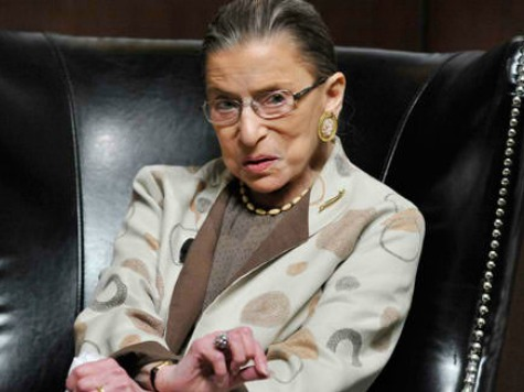 Justice Ginsburg Hints Next President May Pick Her Replacement