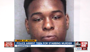 FL Police: 16-Year-Old Black Man Murdered 22-Year-Old White Man Because He Had a Bad Day