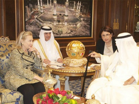 Saudi King Gave Hillary Jewelry Worth $500K