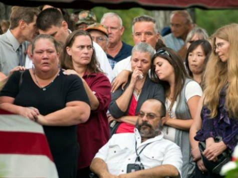Hundreds gather as Delbert Belton mourned with full military honors