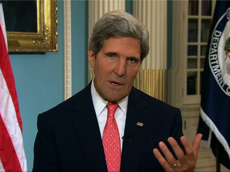 Kerry: I Never Said Syria Response Had to Be Swift