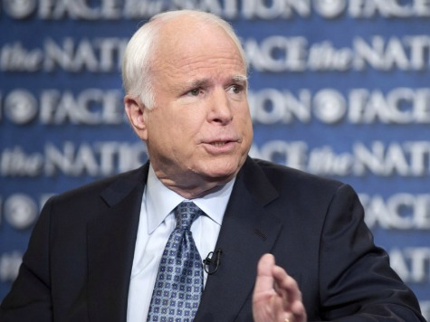McCain Blisters Obama for Indecision on Syria