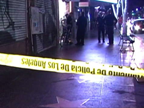 Hooray for Hollywood: 3 Shot, 3 Stabbed Near Iconic Walk of Fame