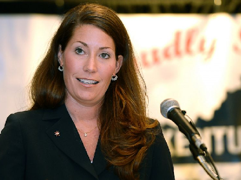 Alison Grimes: 'No Matter Who the President Is, I Won't Answer to Them'