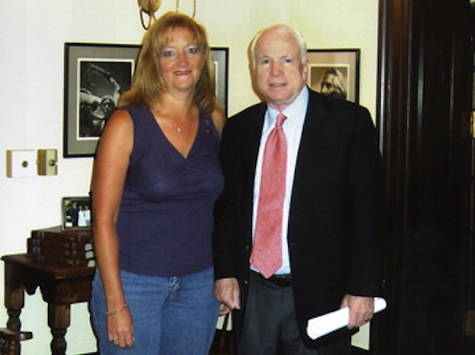 Gold Star Mom to Poker Player McCain: 'I'm Sorry the Lives of Our Brave Warriors Bore You'