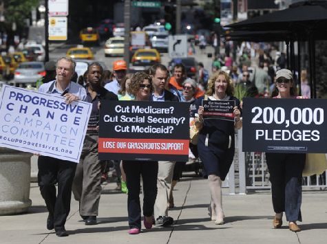 Major Progressive Group Opposes Obama's Syria Strike