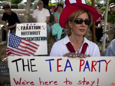 Tea Party Groups Nationwide Unite Against American Attack on Syria