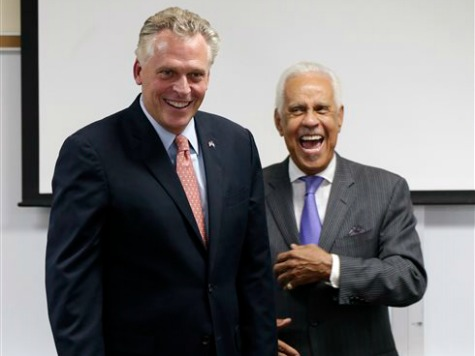 Rasmussen: McAuliffe Leads Cuccinelli by Seven in VA Governor's Race