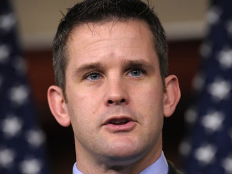Rep. Kinzinger (R-IL): Obama Has Not Even Reached Out to Congressional Supporters on Syria