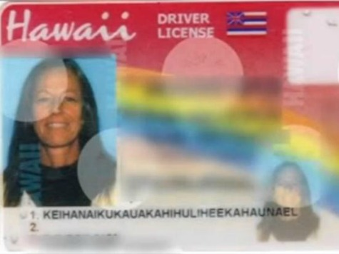 Woman's Long Name Doesn't Fit on Driver's License