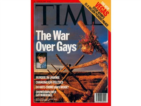 No H8? — Bombshell Book: Matthew Shepard Tortured, Murdered by Gay Lover