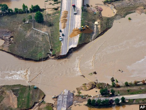 Over 1,200 Missing in Colorado Flooding