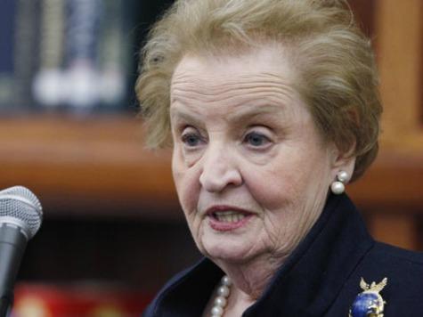 Madeleine Albright: I Don't Trust Putin