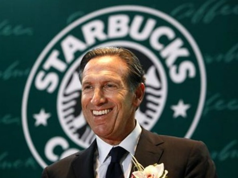 Starbucks CEO: Obamacare 'Good Thing for the Country'