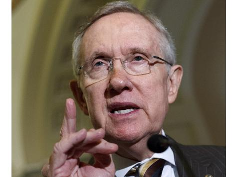 Harry Reid: College Athletes Should Unionize Because They Lack Funds to Wash Underwear