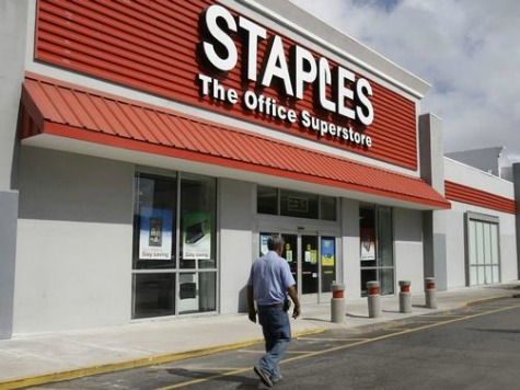 First Starbucks, Now Gun Control Groups Target Staples