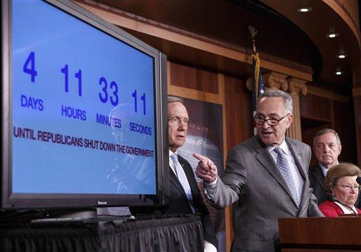 Senate OKs Budget Bill, But Fight Not Over