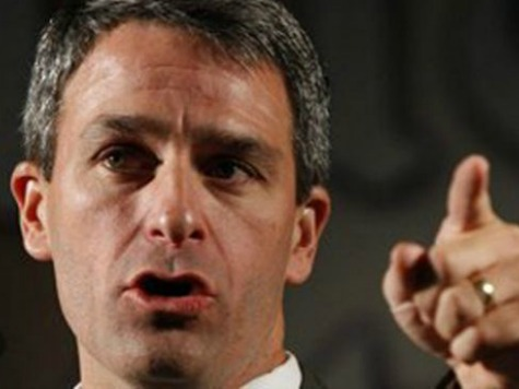 Poll: Cuccinelli Tied With McAuliffe in Race for Virginia Governor