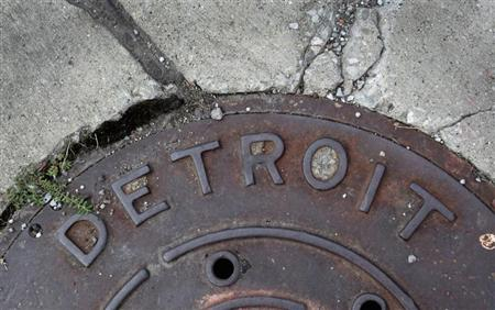 Detroit Defaults on More Than $600 Million of 'Unsecured' Bonds