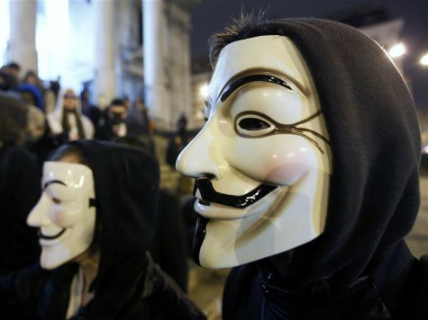 13 Members of Hacking Group Anonymous Indicted