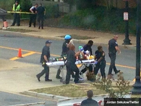 Capitol Hill Incident Began at White House