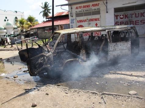 World View: Two U.S. Military Strikes Target Libya, Somalia Jihadists