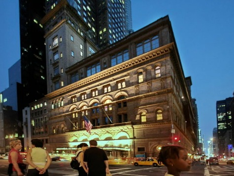 Carnegie Hall Stagehands Making Average of $419,000 End Strike