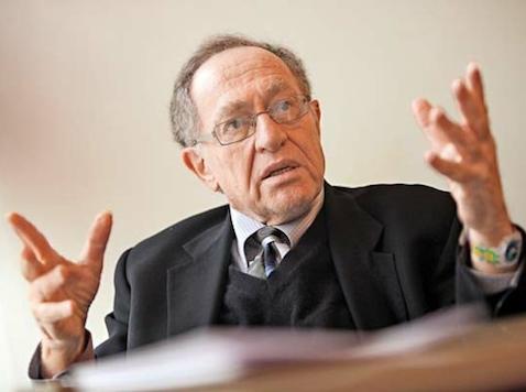 Harvard Pays Tribute to Alan Dershowitz