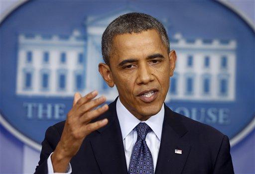 Media Whine Obama's 'Worse Than Bush' While Carrying His Shutdown Water