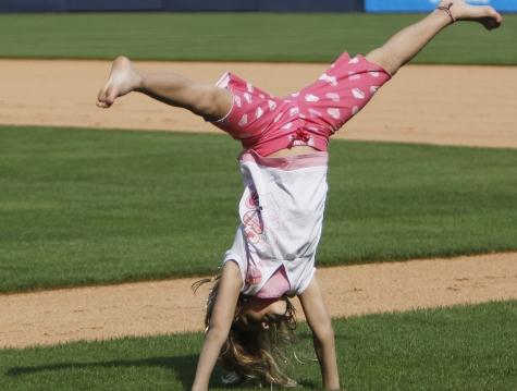 Long Island Middle School Bans Footballs, Baseballs, Cartwheels, Tag