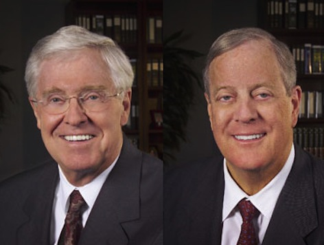 Koch Industries Send Letter to the Senate: Reid Lied About Us