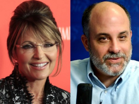 Palin, Levin Bring the Conservative Fight to Christie's Backyard