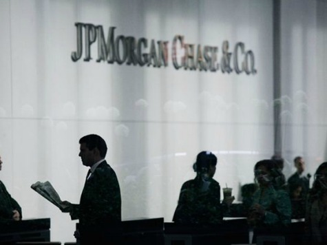 No Honor Among Cronies: What's Really Behind the JP Morgan Fine