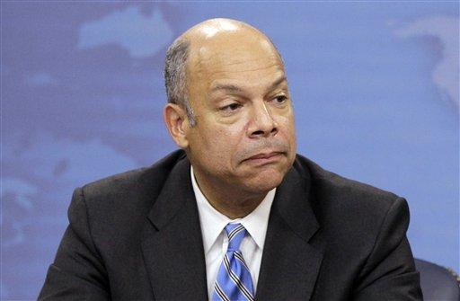 Obama nominating Johnson to head Homeland Security