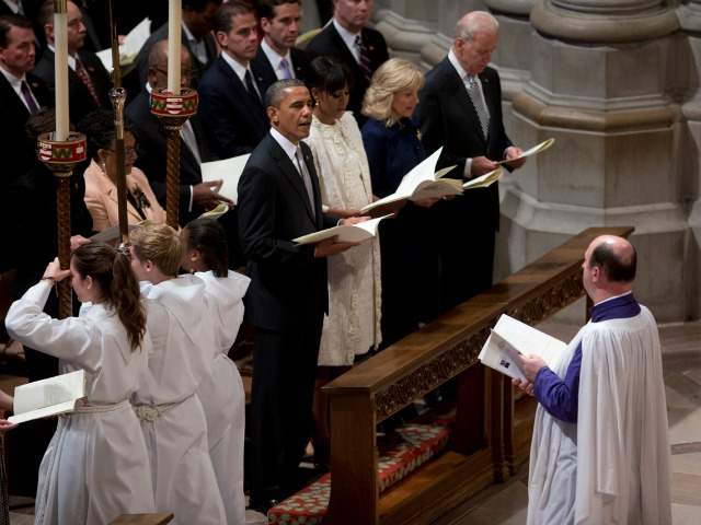 AP: Barack Obama, Man of Deep Christian Faith