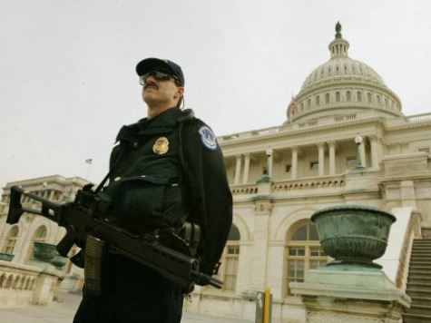 D.C. Police Chief Readies Police for Riots